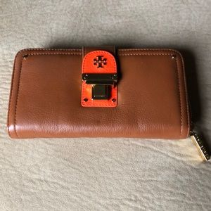 Tory Burch Rachel Continental Wallet